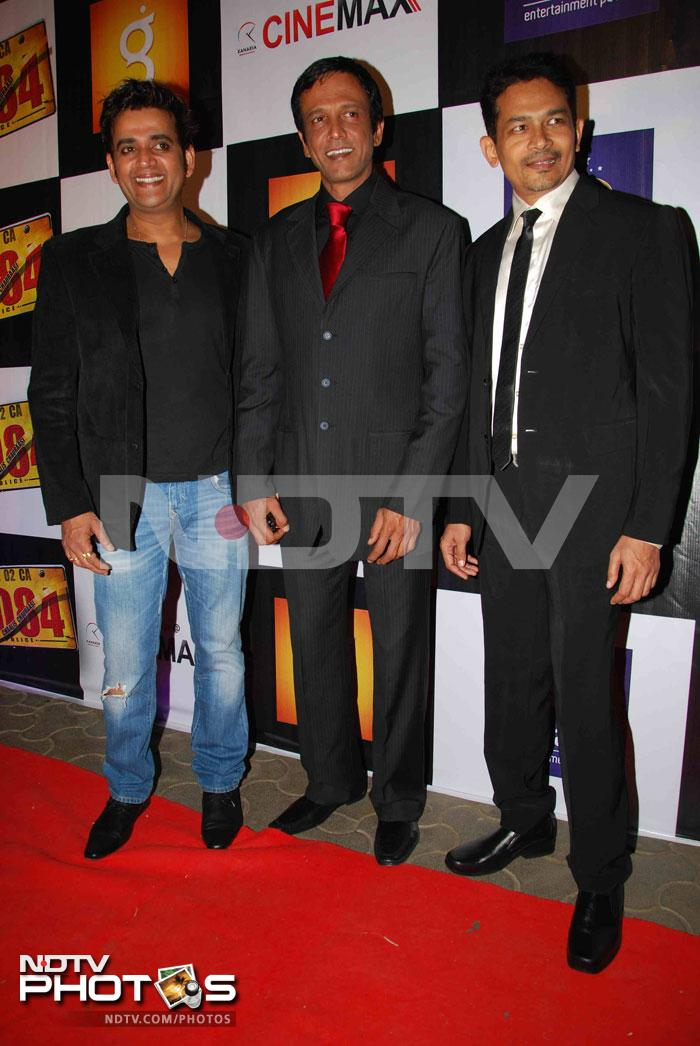 Stars at the premiere of Chaalis Chaurasi