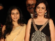 Photo : Charity shows brings Nita Ambani, Kajol on ramp
