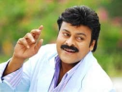 Photo : At 60, Chiranjeevi's Still Got the Southern Spice