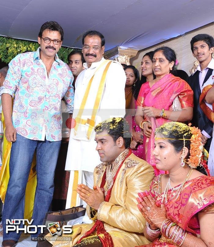 Ahuti Prasad Son Marriage Photos Jrntr From Pictures
