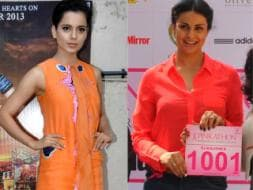 Photo : What were Kangana, Gul upto?
