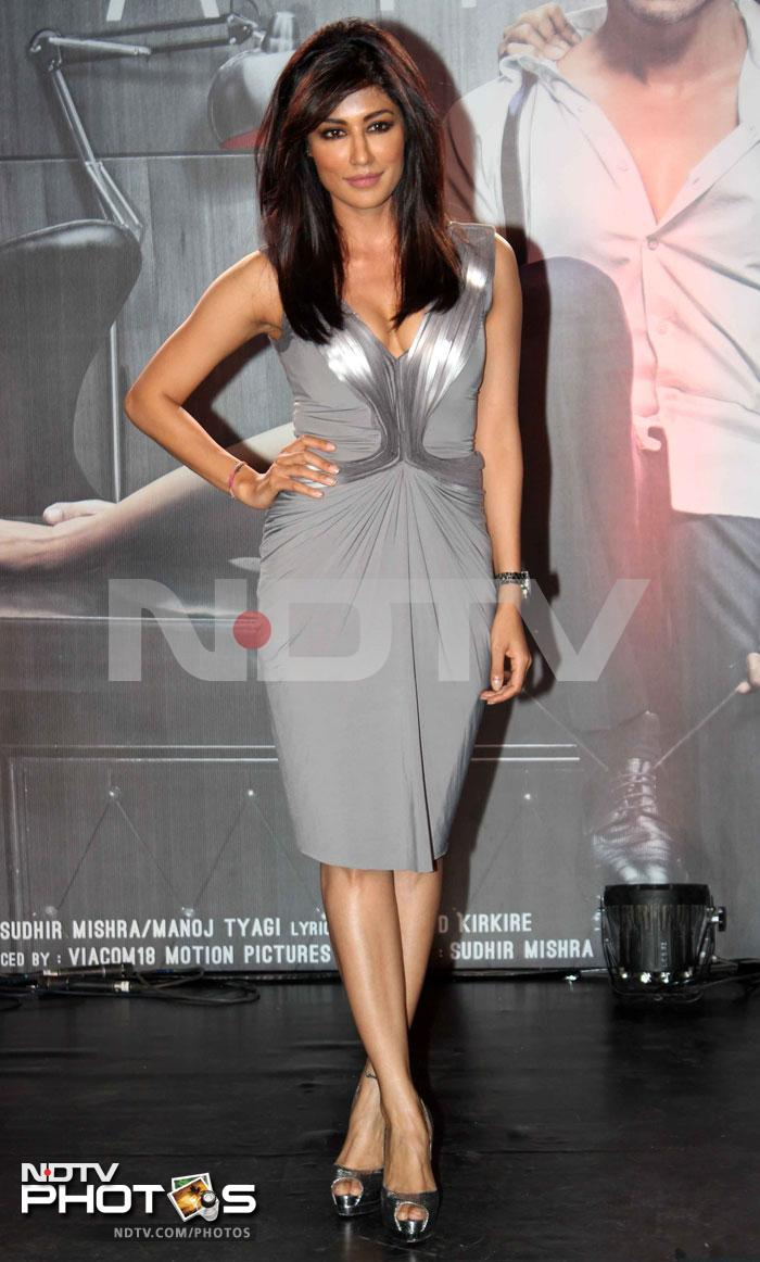 Woman of steel, Chitrangada