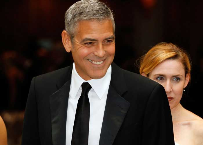 George Clooney: Confirmed bachelor at 51