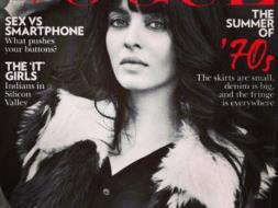 Photo : Aishwarya Rai Returns in Vogue