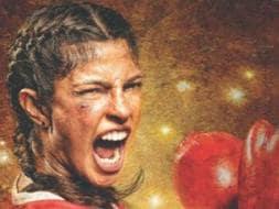 Photo : Priyanka Chopra, Ready to Pack a Punch at 32