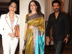 Photo : Evergreen stars: Simi, Hema, Anil