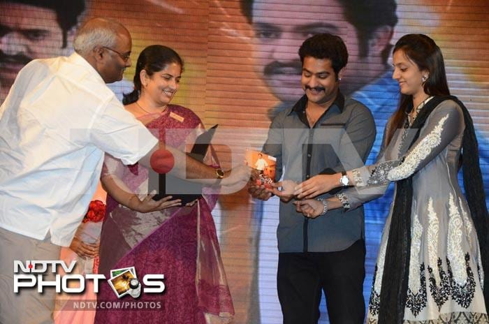 Audio release of Jr NTR's Dammu