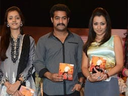Photo : Audio release of Jr NTR's Dammu