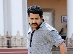 Photo : Stills: Jr NTR in Dammu