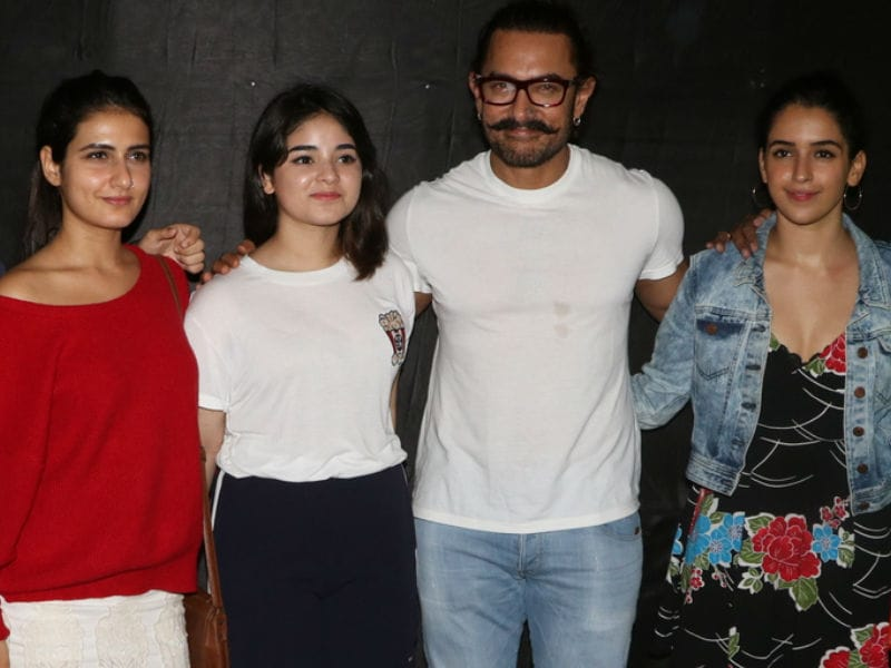 A Dangal Reunion With Secret Superstars