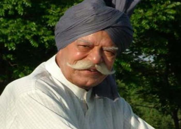 'Action King of Bollywood' Dara Singh dies at 83