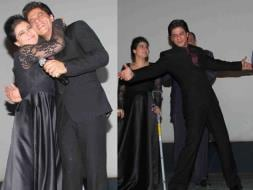 Photo : SRK, Kajol Recreate DDLJ Moments