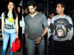 Photo : We Like to Party: Alia, Sidharth, KJo