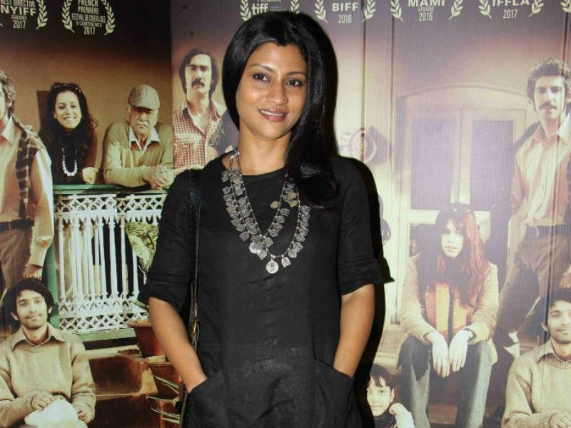 Konkona Sen Sharma And Kalki Koechlin Headline Screening Of A Death In The Gunj