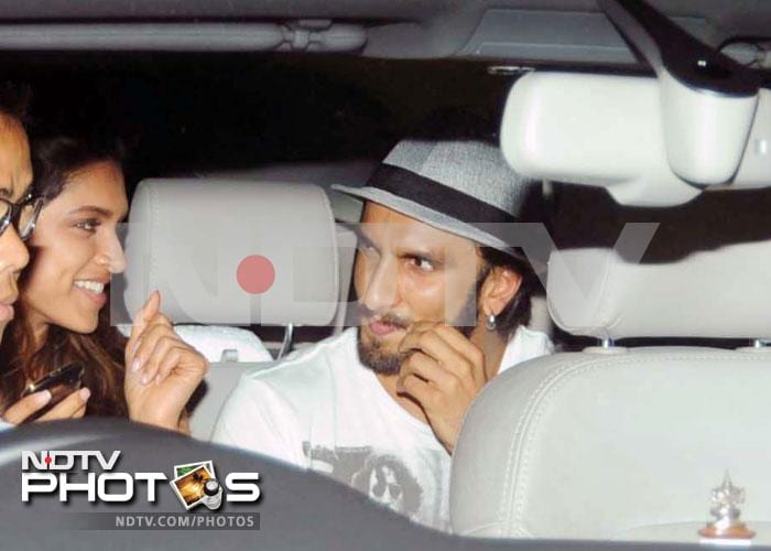 Deepika-Ranveer: What's going on?