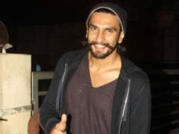Photo : Ranveer's Friday outing