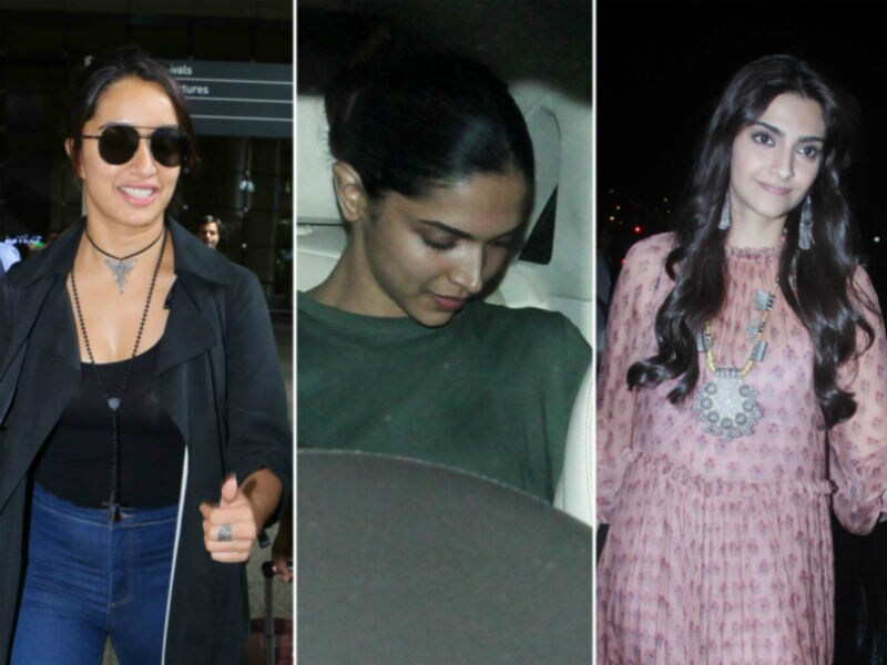Deepika, Sonam, Shraddha Teach Us How to Pull Off Cool and Casual