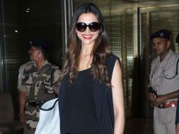 Photo : The xXx Effect: Deepika Exits Mumbai Airport Looking Like This