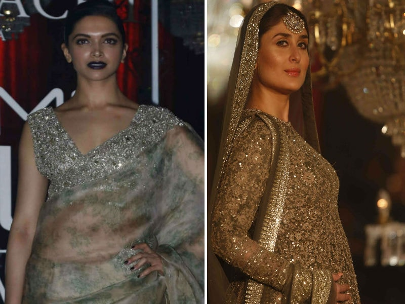 Deepika In The Front Row, Kareena On The Ramp. What A Show