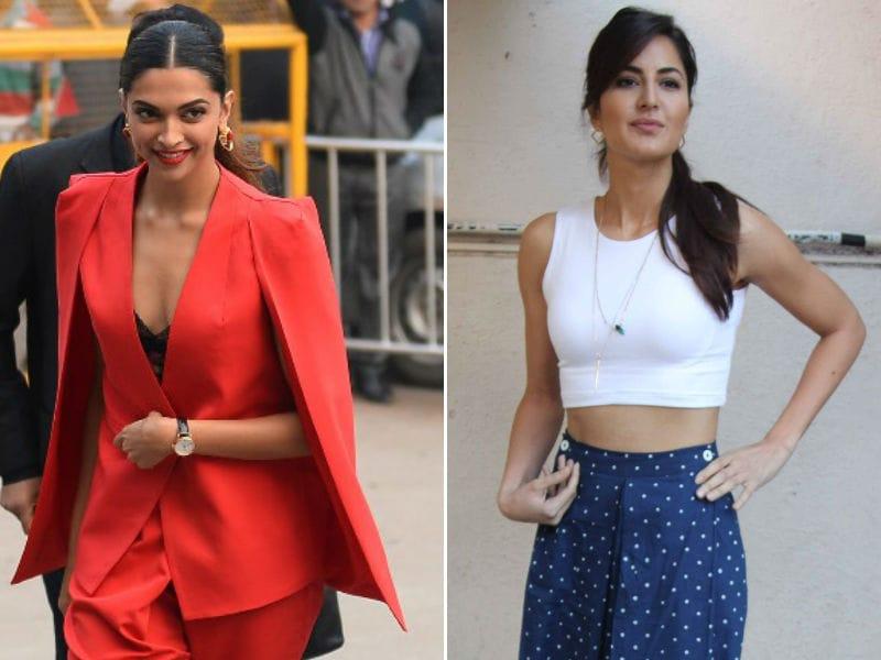 Fashionably Yours: Deepika, Katrina, Kalki, Sonam