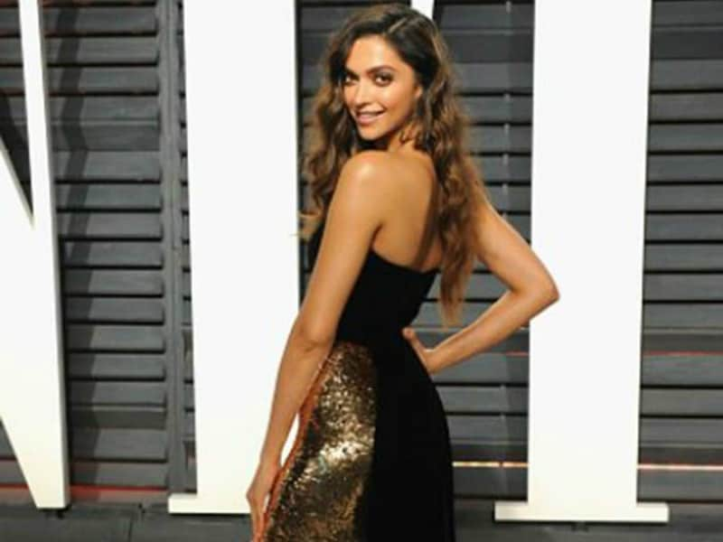Oscars 2017: The Limelight Followed Deepika Padukone At After Party