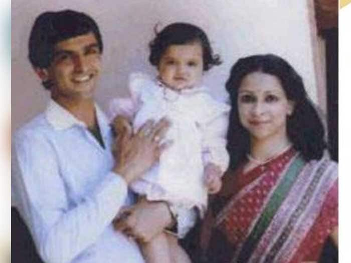Have You Seen These Pics of Young Deepika Padukone With ...