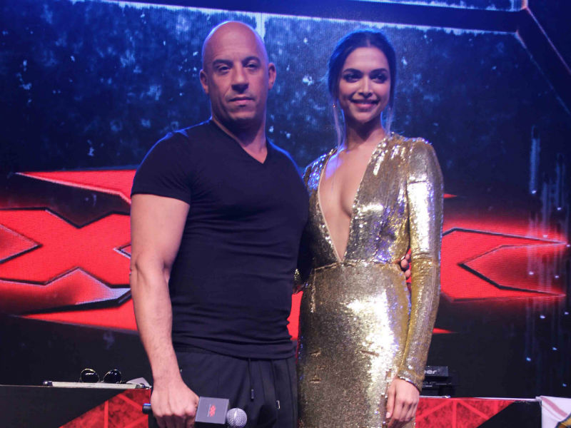 Deepika, Vin's Guest List For xXx 3's India Premiere