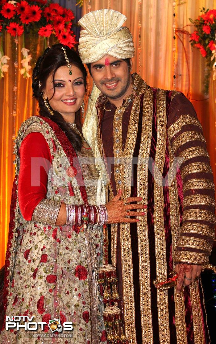Wedding reception of Deepshikha, Kaishav