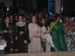 Photo : Front Row Fashion With Deepika, Nita Ambani, Sonakshi