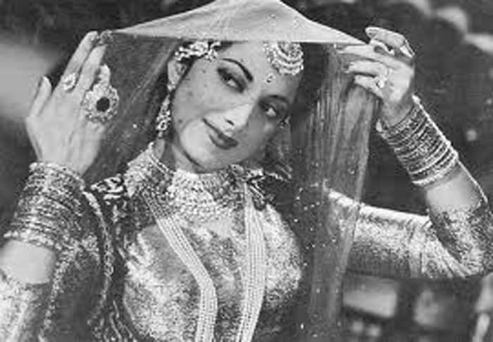 1950s Indian Bollywood film Just Peachy, Darling