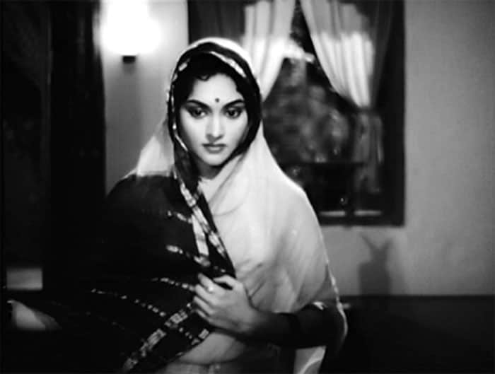 nutan husband tourture