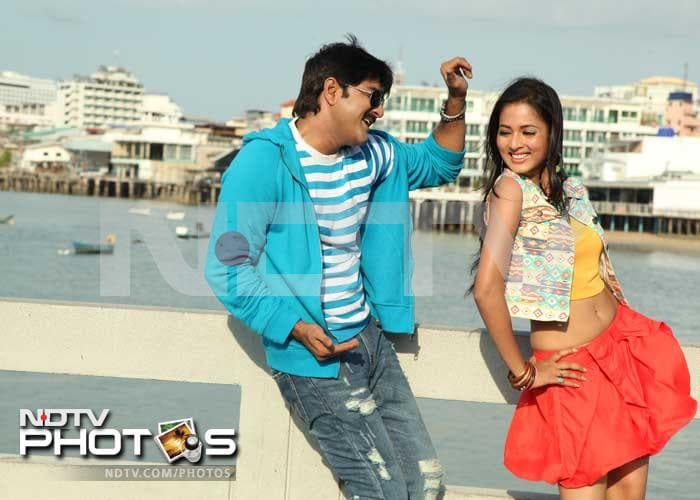 Srikanth returns with Devaraya