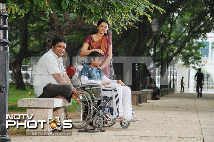 Stills: Prakash Raj in Dhoni
