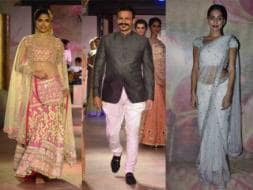 Photo : Ramp Walk For a Cause: Parvathy, Vivek, Anusha