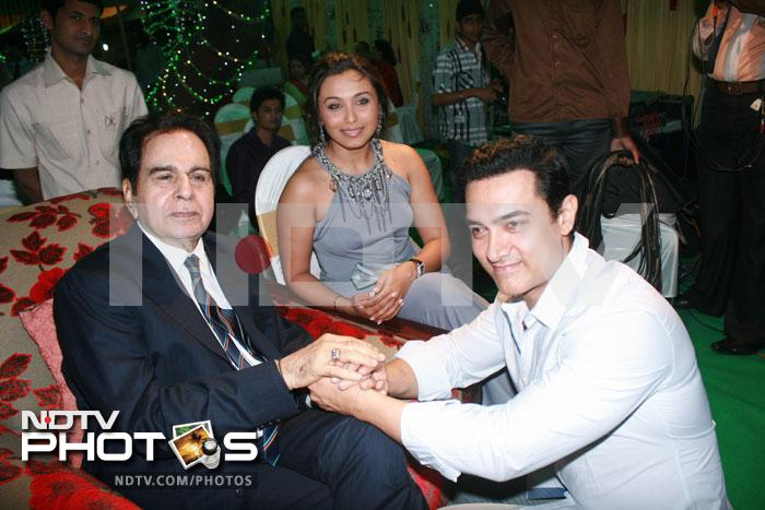 Bollywood's BIG party for the legendary Dilip Kumar