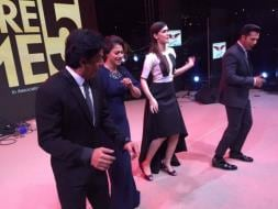 Photo : It's The Dilwale Show in Dubai