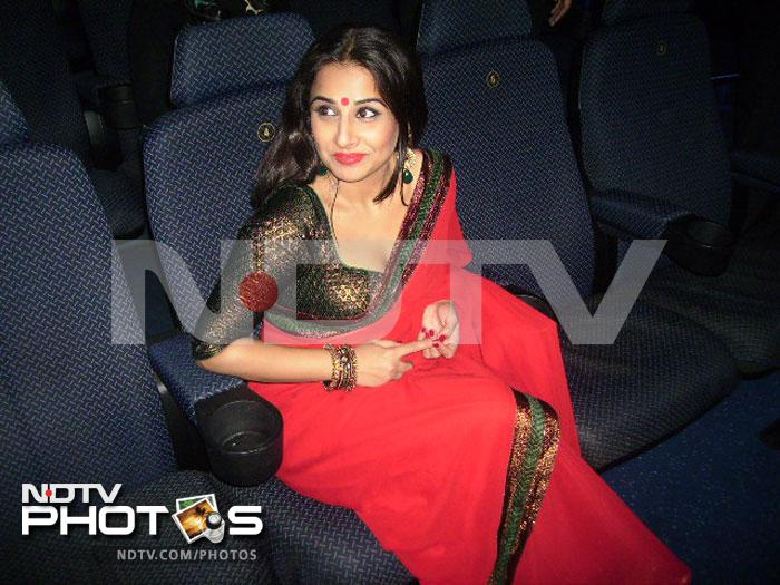 Vidya's The Dirty Picture premieres in Dubai