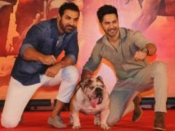 Photo : Who Let the Dog Out? Dishoom's Kabir and Junaid