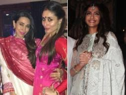 Photo : Diwali With the Stars: Kareena, Karisma, Sonam