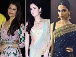 Photo : Diwali Fashion: All That Glitters is Ash, Deepika, Katrina, Kareena