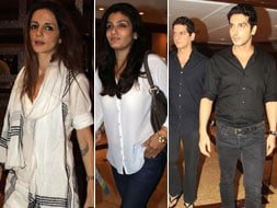 Photo : Bollywood at DJ Aqeel's sister's prayer meet