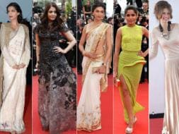 Photo : Vote for the Best Dressed Indian at Cannes