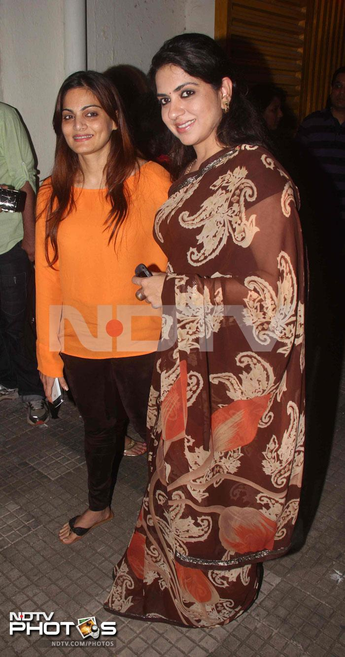 Celebs at Tell Me O Kkhuda screening