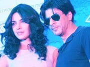 Photo : Don 2 promotions reach fever-pitch