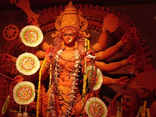 All about Durga Puja