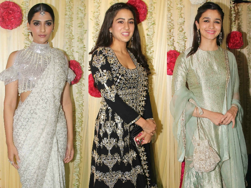 Sugar, Spice And Everything Nice At Ekta Kapoor's Diwali Party