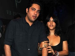 Photo : Who is Ekta Kapoor's new arm candy?