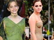 Photo : Emma Watson's edgy red carpet looks