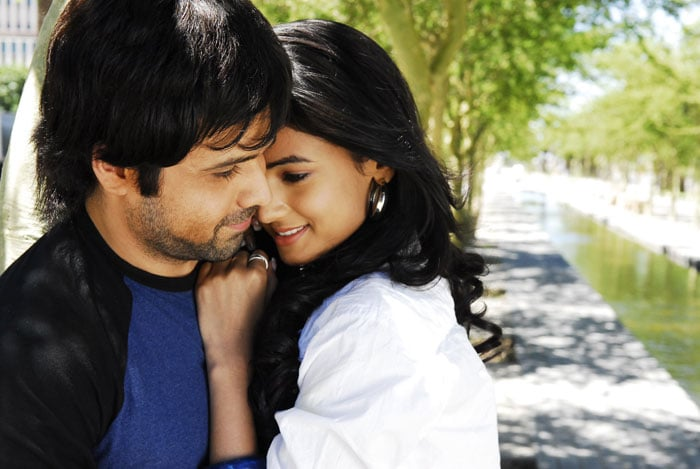Emraan Hashmi and his women