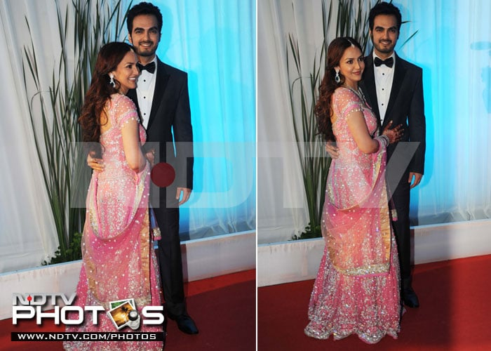 Inside Esha Deol's reception